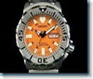 skx781k face small11Seiko SKX781K Orange Monster review