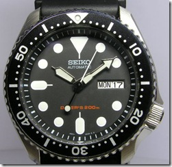 26200834 thumbSeiko SKX007J Divers 200m review