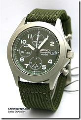 SNA027P (stainless steel, green)