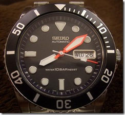 "1444561519 30831eab89medium thumbSeiko SKX031K ""Submariner"" review"