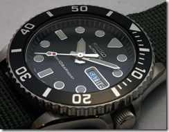 "pmmm9 thumbSeiko SKX031K ""Submariner"" review"