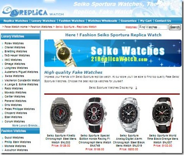 replicawatch1 thumbWhy You Should Not Buy From Replica Watch Sites