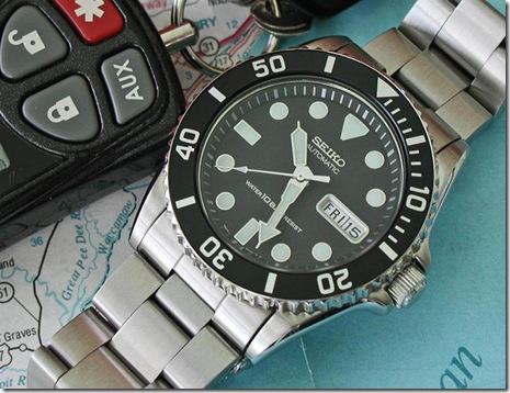 "seikoskx031 2 thumbSeiko SKX031K ""Submariner"" review"