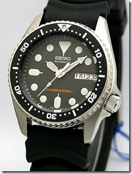 "skx013k thumbSeiko SKX031K ""Submariner"" review"