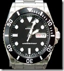 "skx031 frontsideSeiko SKX031K ""Submariner"" review"