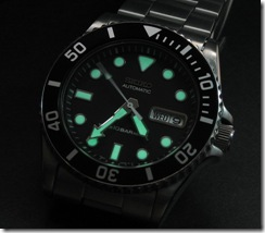 "skx031k 1684 resize thumbSeiko SKX031K ""Submariner"" review"