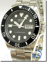 "skx031k2 thumbSeiko SKX031K ""Submariner"" review"