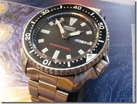 "63097290medium thumbThe controversial ""Seiko 6319 7040"" diver"
