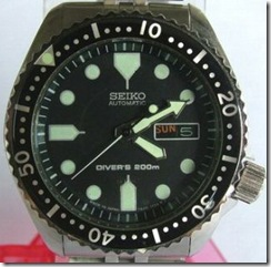 feikodiver1 thumbHow to spot a fake Seiko watch (revised)