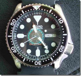 How to spot a fake Seiko watch (revised)