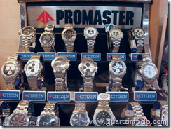 NOS Citizen Promasters