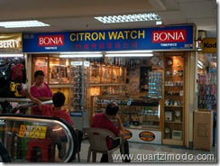 Citron Watch exterior