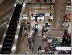 View of Pertama Complex' lobby