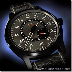 Praesto Aviator (PVD finish)