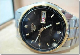 FakeblackdialedSeiko5 thumbHow to spot fake Seiko watches on eBay