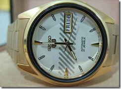 FakegoldtonedSeiko5 thumbHow to spot fake Seiko watches on eBay