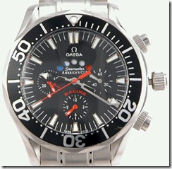 fakeOmegaSpeedmasterAmericasCup thumbHow to spot fake Seiko watches on eBay